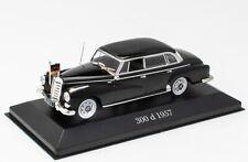 Mercedes-Benz 300 d (1957) 1:43 IXO Model Car Diecast Editions Atlas M02