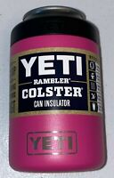 Brand New AUTHENTIC YETI Rambler 12oz. Colster 2.0 Can Insulator ~ Choose Color!