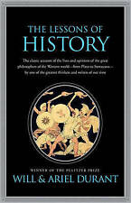 The Lessons of History by Will Durant (Paperback, 2010)