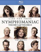 Nymphomaniac: Volume I/Nymphomaniac: Volume II (Blu-ray Disc, 2014, 2-Disc Set)
