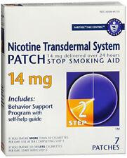 Habitrol 14 mg Nicotine Transdermal Patch Step 2  Exp 7/2020