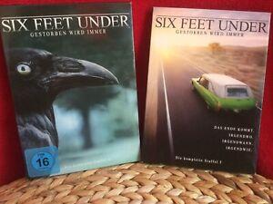 Six Feet Under - Gestorben wird immer, Die komplette Staffel 4—Gratis:Staffel 5—
