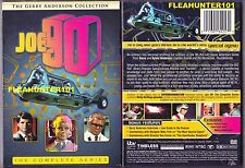 Joe 90 - The Complete Series (DVD, 2015, 4-Disc Set)