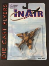 NEW IN AIR F-4 PHANTOM II DIE-CAST USAF DIE CAST FLYERS