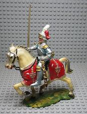 Cavalier Chevalier Moyen Age - Figurine ELASTOLIN - Ancien