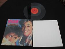 GEORGE MICHAEL WHAM ! WAKE ME UP BEFORE YOU GO GO 1984 Vinyl RECORD ALBUM LP