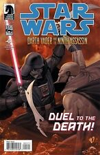STAR WARS Darth Vader and the Ninth Assassin # 5 Comic Book 1st Print NM DH