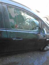 VAUXHALL ASTRA J MK6 2009-2012 DRIVER SIDE FRONT DOOR PAINT CODE ZGAR BLACK