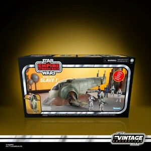 Slave 1 Boba Fett's Vehicle VINTAGE Collection 2020 Star Wars TVC MIB UNOPENED