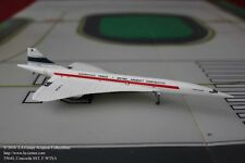 Dragon Wings Aerospatiale Concorde SST Original House Color Diecast Model 1:400