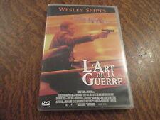 dvd l'art de la guerre avec wesley snipes