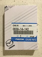 MAZDA ROTARY EARLY 69-85 10A 12A 13B OIL PUMP CHAIN 0839-14-142 GENUINE MAZDA