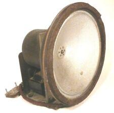 "vintage  PHILCO 86 RADIO: Working 8 & 7/8"" FIELD COIL ""E"" SPEAKER - 3000 ohm"