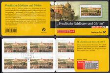 Bund MH 59 I gest. Preußische Schlösser und Gärten 2005 Vollstempel Berlin