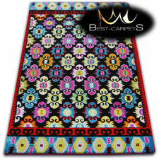 Polypropylene Children's Abstract Rugs