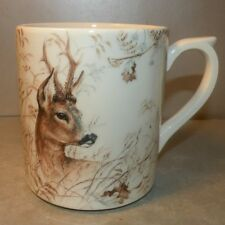 NEW Large Coffee Mug, Sologne, Sologne Pattern  From GIEN