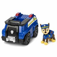 Paw Patrol Chase Police Cruiser Vehicle Collectible Figure Rescue Mission Wheels