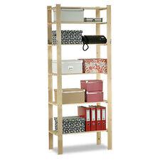 werkstatt regalsysteme aus holz f r heimwerker ebay. Black Bedroom Furniture Sets. Home Design Ideas