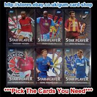 TOPPS PREMIER GOLD 2001 FOOTBALL CARDS *PICK THE CARDS YOU NEED*