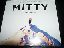 The Secret Life Of Walter Mitty Soundtrack CD FT Jose Gonzales David Bowie