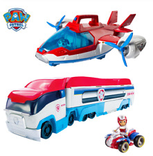 Original Paw Patrol Actions Figures Tower Dog Puppy New Vehicle Car Toy For Kids