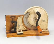 99880097 Küchen-Brotschneidemaschine um 1920