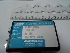 HN67SK004 CARRIER  RELAY120V 10AMP  TIME DELAY 60 SEC  NEW OLD STOCK