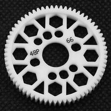 YR Delrin Spur Gear 48P 66T for 1:10 RC On or Off Road 4 HPI Sakura X-Ray Yokomo