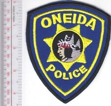First Nation Tribe Police Department Canada Oneida Indian Reservation PD Ontario