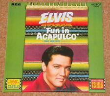 ELVIS PRESLEY - Fun In Acapulco - NEW soundtrack CD album - FREEPOST IN UK