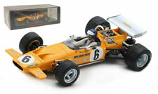 Spark S7141 McLaren M14A #6 6th Canadian GP 1970 - Peter Gethin 1/43 Scale