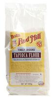 Bob's Red Mill Tapioca Flour 500g *Gluten Free, Finely Ground, Tapioca Starch*
