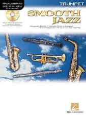 """SMOOTH JAZZ INSTRUMENTAL PLAY-ALONG"" TRUMPET MUSIC BOOK BRAND NEW ON SALE!!"