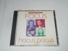 Focus - Best of (Hocus Pocus, 1994)