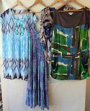 Bulk lot 4 items women's clothing tops dress mixed all size 14