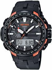 CASIO PRO TREK PRW-6100Y-1JF Triple Sensor Ver.3 [Multiband 6 solar] Watch RG