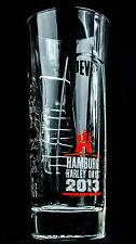 "Jever Bier, Sammelglas ""Hamburg Harley Days"" Glas Sammeledition, Harley Davidson"