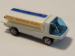 """""""FLASH SALE"""" 71 Vintage ORIGINAL Mattel HOT WHEELS Redline """"RACING FUEL TANKER"""""""