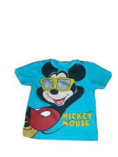 Boys Size 5 Disney Micky Mouse Shirt