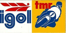 Autocollant sticker Moto  racing TMR