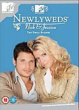 Newly Weds Nick & Jessica The Final Season Dvd Brand New & Factory Sealed