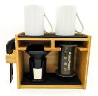 Blue Horse Caddy for AeroPress Coffee Maker Blue Horse Products KI-200