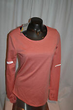 Under Armour Women's Charged Wool Reflective Long Sleeve Running Shirt Save 50%!