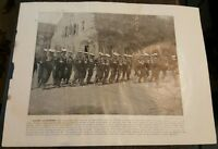 Pearson's Spanish American War Picture 1898 Loose - US Navy Drill/ Cuba Railway