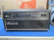 vintage Ampeg SVT Classic Bass Head ,grade A,fully cleaned,serviced & de-oxidizd
