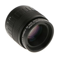 35mm F1.7 Mirrorless Camera Fixed Lens for Canon EOS M50 M5 M6 M100 M3 M2 M1