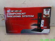 Ready Set Mount COMPONENT SHELVING SYSTEM , 3 SHELVES, CC-S3