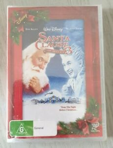 The Santa Clause 3-The Escape Clause DVD, 2009 DVD  New & Sealed Free Postage