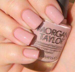 Morgan Taylor Nail Polish Lacquer Enamel Luxe Be A  Lady 15ml