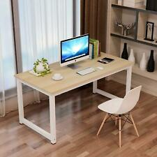 """Wood Computer Desk Pc Laptop Study Table Workstation Home Office Furniture- 43"""""""